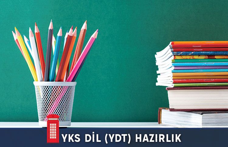 YKS Dil (YDT) Hazırlık Kursu